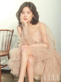 Song Hye-kyo ELLE Korea March 2019-2