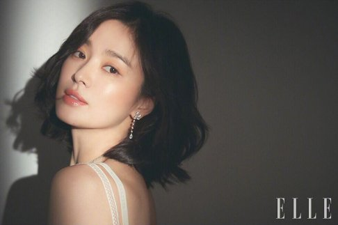 Song Hye-kyo ELLE Korea March 2019-4