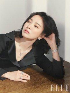 Song Hye-kyo ELLE Korea March 2019-6