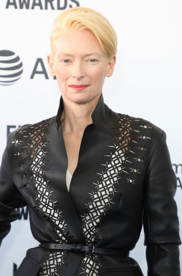 Tilda Swinton in Haider Ackermann Spring 2019-5