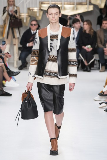 Tod's Fall 2019 Look 13