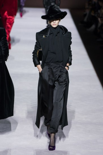 Tom Ford Fall 2019 Look 12