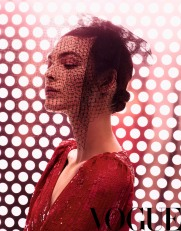 Vittoria Ceretti for Vogue China March 2019-1