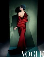 Vittoria Ceretti for Vogue China March 2019-2