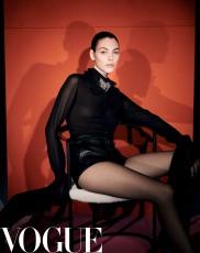 Vittoria Ceretti for Vogue China March 2019-3