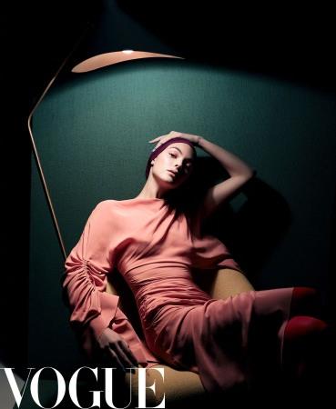 Vittoria Ceretti for Vogue China March 2019-5