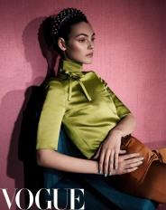 Vittoria Ceretti for Vogue China March 2019-7