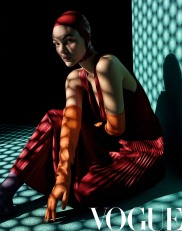 Vittoria Ceretti for Vogue China March 2019-9