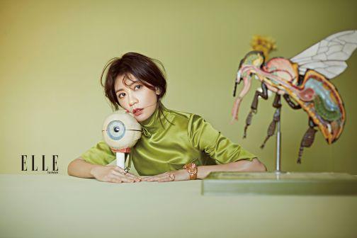 Alyssa Chia for ELLE Taiwan March 2019-1