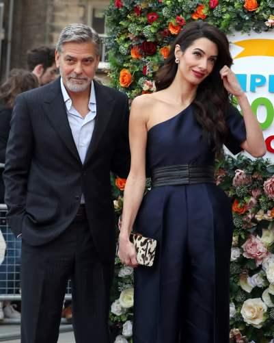 Amal Clooney in Stella McCartney-9