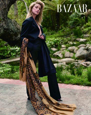 Amber Heard for Harper's Bazaar Taiwan April 2019-5