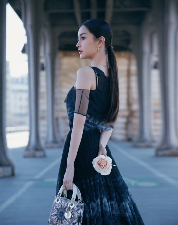 Angelababy in Dior Spring 2019-5