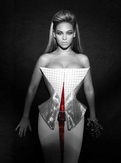 Beyoncé X Mugler-3