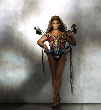 Beyoncé X Mugler-5