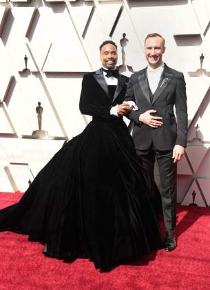 Billy Porter in Christian Siriano-1