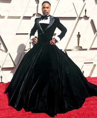Billy Porter in Christian Siriano-4