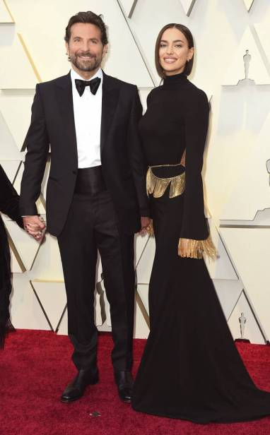 Bradley Cooper and Irina Shayk in Burberry Spring 2019-2
