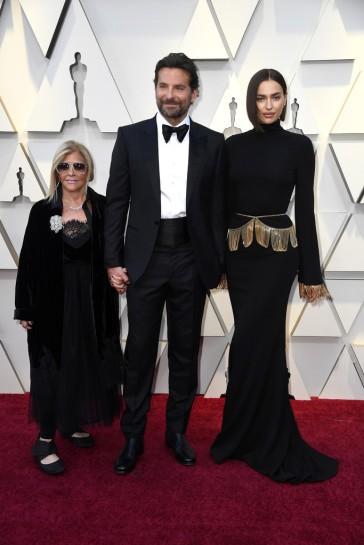 Bradley Cooper and Irina Shayk in Burberry Spring 2019