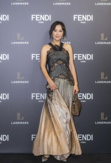 Carina Lau in Fendi Pre-Fall 2019-3
