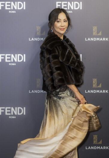 Carina Lau in Fendi Pre-Fall 2019-5
