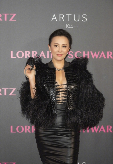 Carina Lau in Tom Ford Spring 2019-1