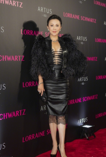 Carina Lau in Tom Ford Spring 2019-2