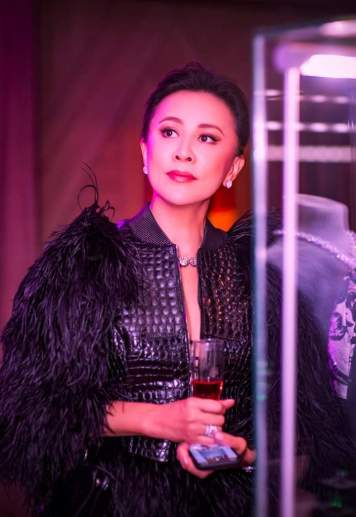Carina Lau in Tom Ford Spring 2019-3