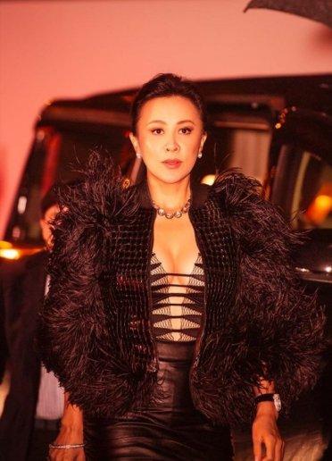 Carina Lau in Tom Ford Spring 2019-4