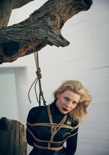 Cate Blanchett 032c Magazine Summer 2013-3