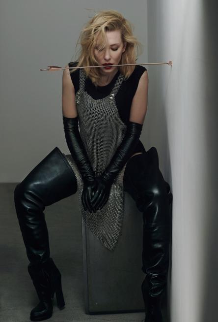 Cate Blanchett 032c Magazine Summer 2013-7