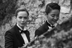 Cate Blanchett Emily Blunt Zhou Xun IWC Schaffhausen 2014 Campaign-11