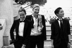Cate Blanchett Emily Blunt Zhou Xun IWC Schaffhausen 2014 Campaign-2