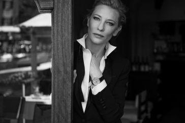 Cate Blanchett Emily Blunt Zhou Xun IWC Schaffhausen 2014 Campaign-7