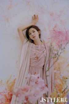 Chiling Lin for J Style China March 2019-6