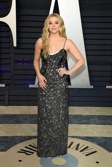 Chloe Moretz in Louis Vuitton