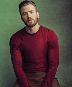 Chris Evans The Hollywood Reporter April 2019-1