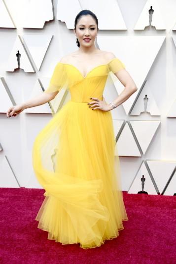 Constance Wu in Atelier Versace-2