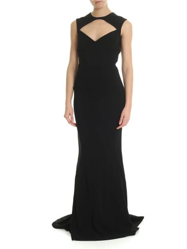 Dsquared2 Cut-out Long Dress