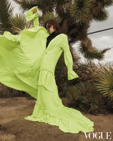 Ella Chen for Vogue Taiwan March 2019-7
