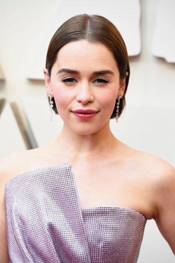 Emilia Clarke in Balmain-4