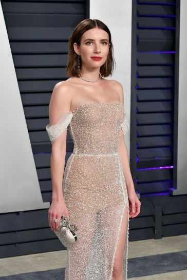 Emma Roberts in Yanina Couture-1