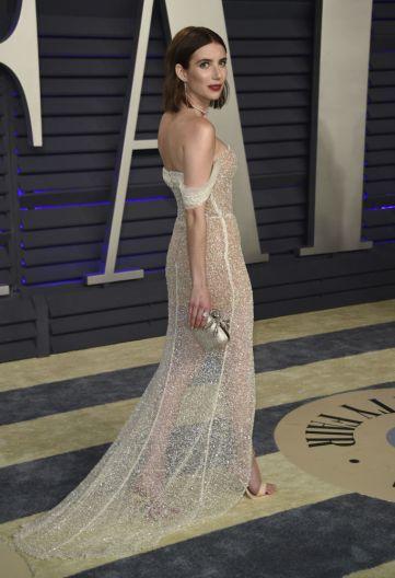Emma Roberts in Yanina Couture-6