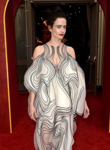Eva Green in Iris van Herpen Spring 2019 Couture-2