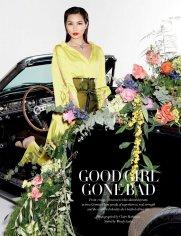 Gemma Chan for Harper's Bazaar Singapore March 2019-1