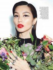Gemma Chan for Harper's Bazaar Singapore March 2019-2