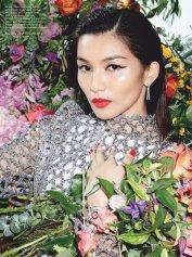 Gemma Chan for Harper's Bazaar Singapore March 2019-3