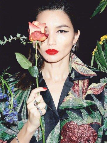 Gemma Chan for Harper's Bazaar Singapore March 2019-5