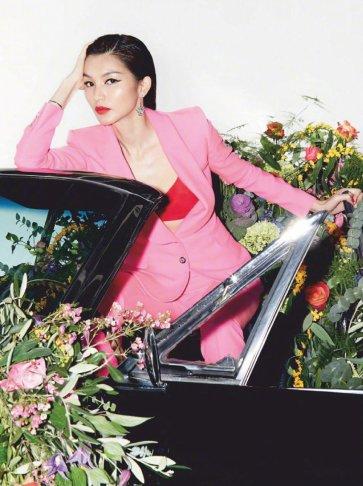 Gemma Chan for Harper's Bazaar Singapore March 2019-6