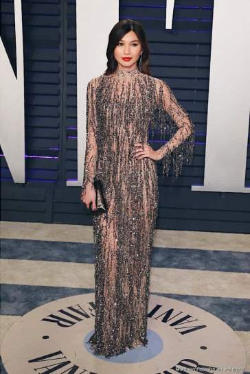 Gemma Chan in Tom Ford-1