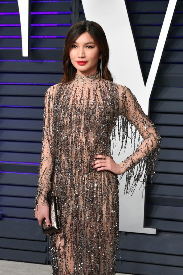 Gemma Chan in Tom Ford-2